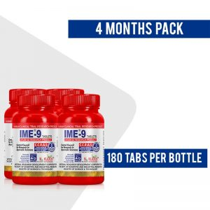 IME-9 Kit (4 Months Pack)