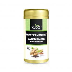 Nature's Defence Ayush Kwath Kadha Powder 100g