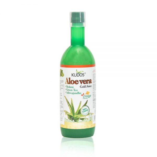 Aloevera Gold Juice Orange Flavour