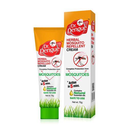 Dr Dengue Mosquito Repellent Cream