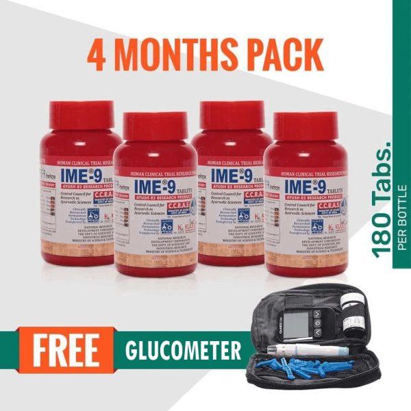 IME-9 Kit (4 Months)