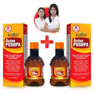 Active Pushpa-Effective Uterine Tonic for Women