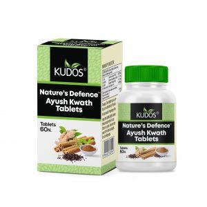 Nature's Defence Ayush Kwath Tablets