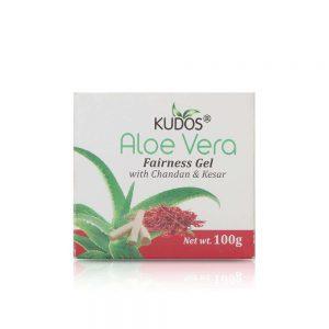 Aloevera Fairness Gel Chandan Kesar 100G