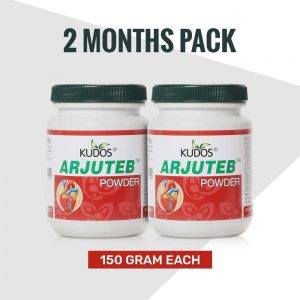 Kudos Heart Care Kit (2 Months Pack)