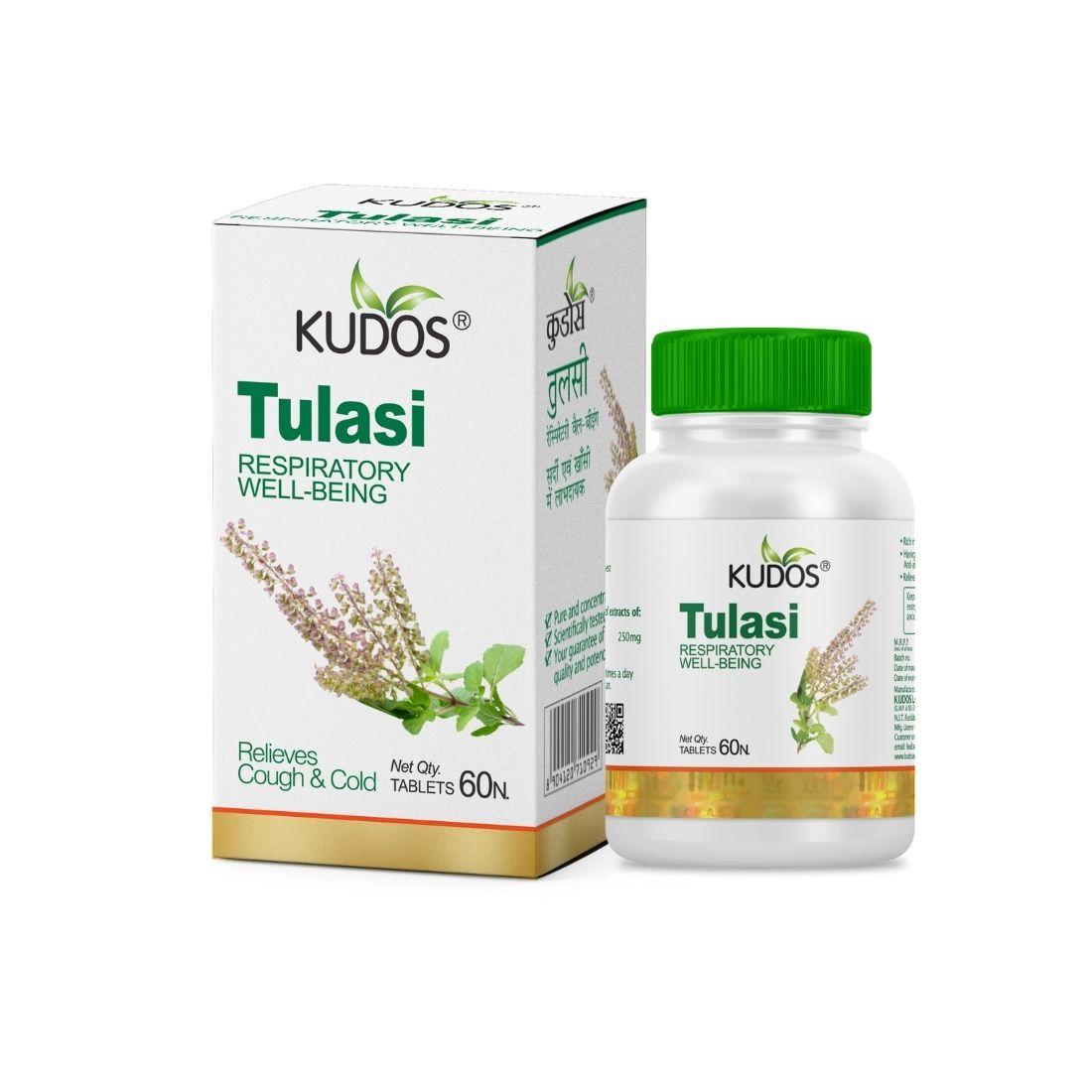 Tulsi Tablets 60 Tabs